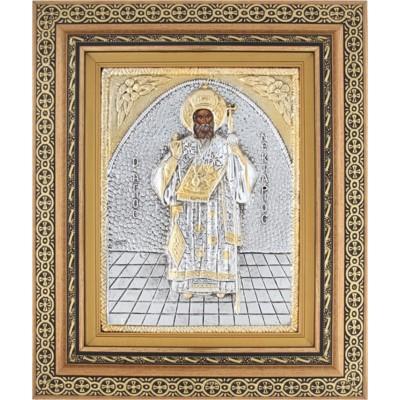 Χρυσή Κορνίζα Σκαλιστή
